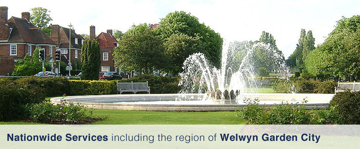Litigation and debt collection services throughout Welwyn Garden City