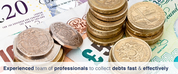 Experienced debt collectors